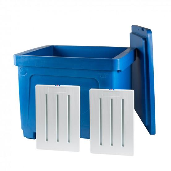 Isothermal Kits für starre isolierte Behälter